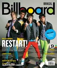 Billboard Restart capa