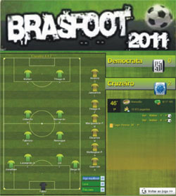 Download Brasfoot 2011 registrar jogo