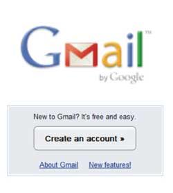 Fazer conta entrar Gmail