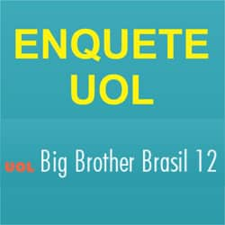 Enquete BBB15 Uol