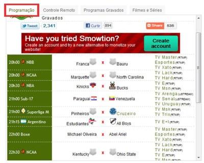 Assistir Palmeiras ao vivo online