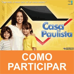 Inscrições Casa Paulista