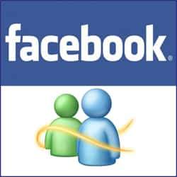 MSN Messenger Facebook