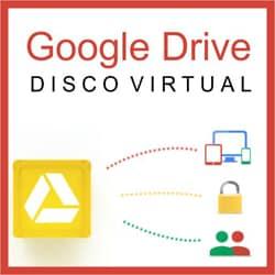 Google Drive Cadastrar