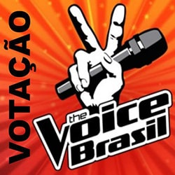 Votar no The Voice Brasil (Semifinais AO VIVO)