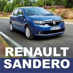 Novo Renault Sandero 2014