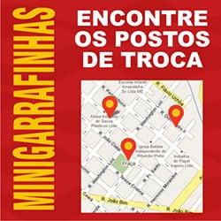 Onde Trocar Minigarrafinhas Coca-Cola – POSTOS DE TROCA