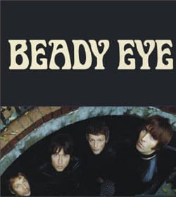 Beady Eye Banda Liam Gallagher