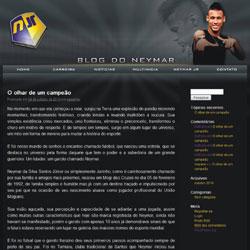 Blog Neymar
