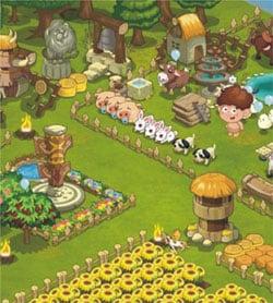 Forest Story Dicas jogo Orkut