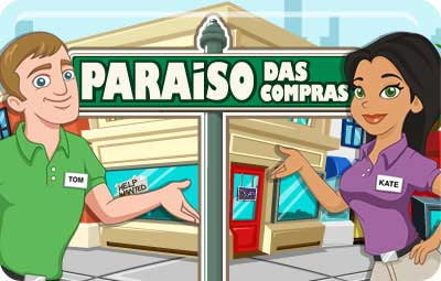 Dicas jogar Paraíso Compras Orkut