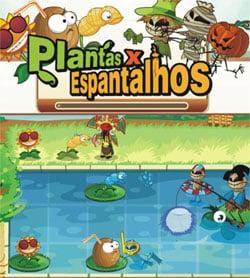 Dicas jogo Plantas Espantalhos Orkut