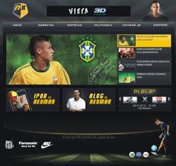 Site Neymar Oficial