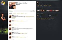 Twitter Neymar