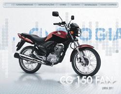 Foto da Honda Flex CG 150