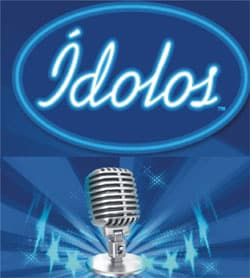 inscrição Ídolos 2012