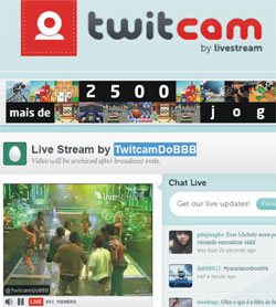 Assistir BBB15  vivo online Twitcam