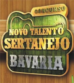 Promoção Novo Talento Sertanejo Bavaria