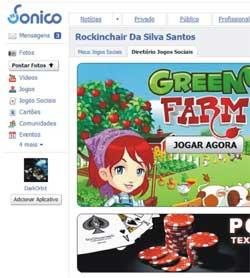 Sonico Jogos Sociais