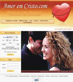 Orkut Evangélico Amor Cristo