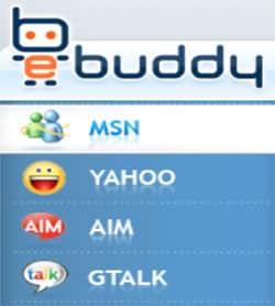 Entrar ebuddy MSN Messenger