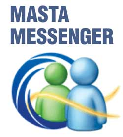 Masta Messenger MSN web