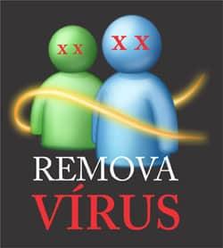 Remover excluir vírus MSN Hotmail