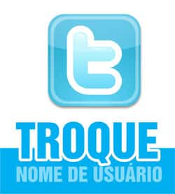 Mudar nome usuário Twitter