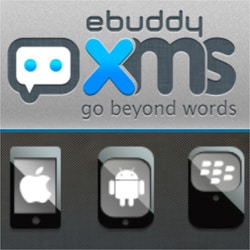 Ebuddy XMS Android iPhone