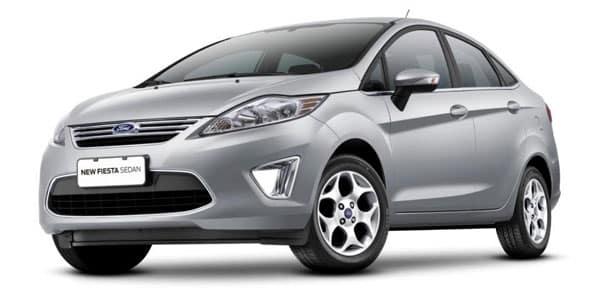 Novo Fiesta Sedan