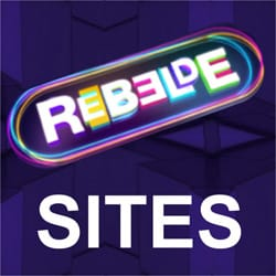 Site novela Rebelde Oficial Record R7