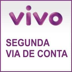 2 via vivo fixo conta