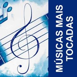 Músicas tocadas rádios