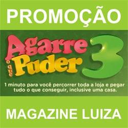 Participar promoção Magazine Luiza
