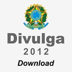 Divulga 2012 download TSE