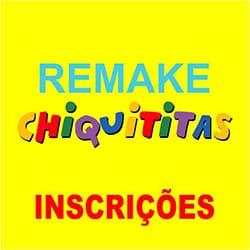Chiquititas SBT 2013 – Inscrições Novela (REMAKE)