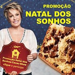 Natal dos Sonhos Cacau Show – Promoção
