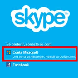 Login Skype MSN Messenger