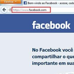 Entrar facebook.com