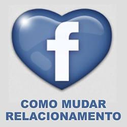 Trocar relacionamento Facebook