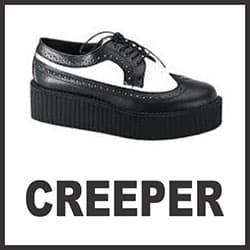 Creeper Moda