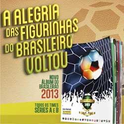 Álbum Brasileirão 2013 Panini
