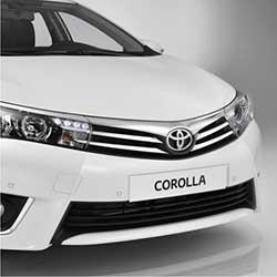 Novo Corolla Toyota 2014