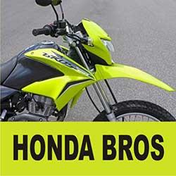 Nova moto Honda Bros 2014 NXR 150 e 125