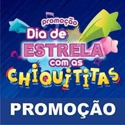 """Como participar da promoção """"Dia de Estrela com as Chiquititas"""""""