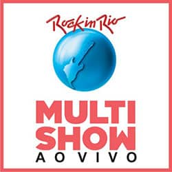 Rock In Rio Multishow Ao Vivo