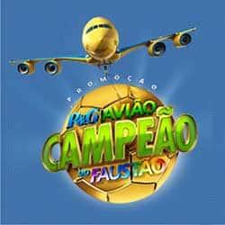 Promoção Avião Campeão Faustão